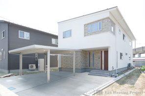 長期優良住宅 落ち着きあふれるオーセンティックモダンスタイルの家